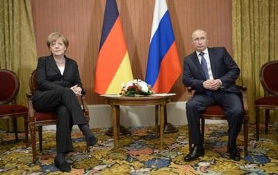 Меркель: На России лежит большая ответственность