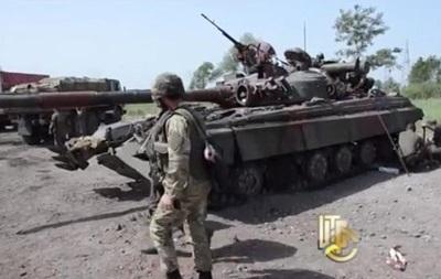 Танки Украины штурмуют Славянск - СМИ
