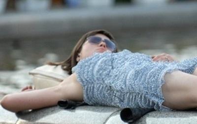 Погода в Украине на выходных: ожидается жара до +34 градусов