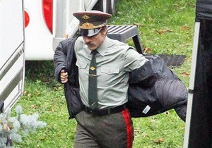 В Сеть попали первые фотографии со съемок фильма Миссия невыполнима-4