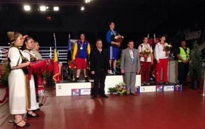 Украинка под свист трибун стала чемпионкой Европы по боксу