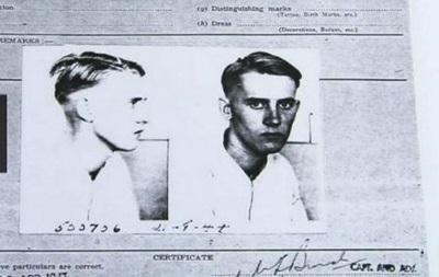 Первый немецкий солдат на пути союзного десанта - репортаж
