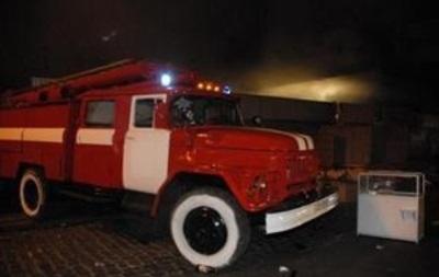 В Сумах неизвестные сожгли автомобиль местной журналистки