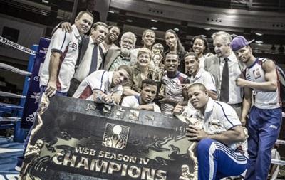 Кубинская команда выиграла Всемирную серию бокса
