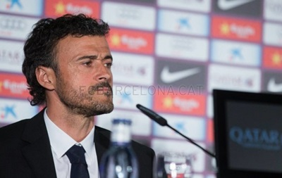 Новый тренер Барселоны попал в больницу
