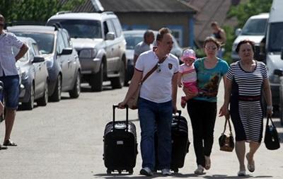 Миграционная служба РФ опровергает данные Астахова о беженцах из Украины