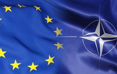 НАТО и ЕС обсудят ситуацию в Украине