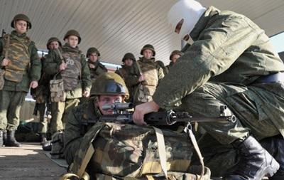 В Калининградской области российские военные проводят учения