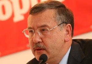 Гриценко: Ющенко может сделать украинцам новогодний подарок