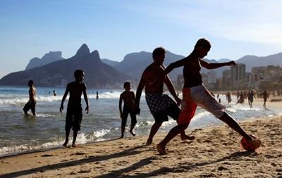 Фотогалерея: Как Бразилия встречает болельщиков ЧМ-2014