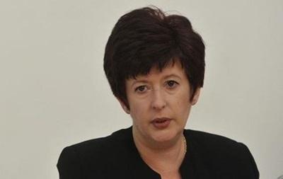 Лутковская предложила омбудсмену РФ обсудить ситуацию на востоке Украины