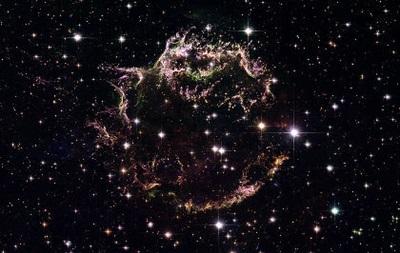 Физики имитировали взрыв сверхновой звезды