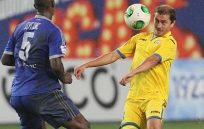 Экс-игрок сборной Украины возвращается из России в Карпаты