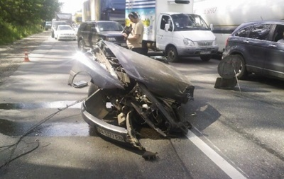 В результате ДТП на въезде в Киев погибли три человека - ГАИ