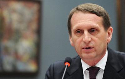 Спикер Госдумы обвинил Украину в аннексии Крыма в 1991 году