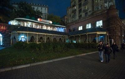 Активисты Майдана переехали из КГГА в кафе Гималаи - СМИ