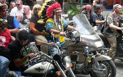 В Одессе байкеры выедут на парад