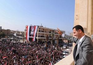 МИД Сирии заявил о провале попытки свержения правительства