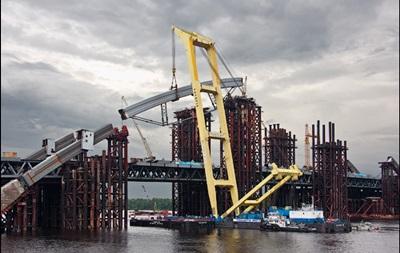 Чтобы достроить Подольский мост в Киеве, необходимо 4,5 миллиардов гривен – Кличко