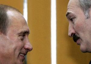 В интернете появился ролик о  подготовке Путиным убийства Лукашенко