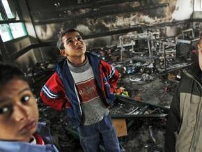 В секторе Газа снова работают школы