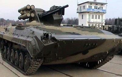 Украинская БМП нарушила российскую границу - СМИ