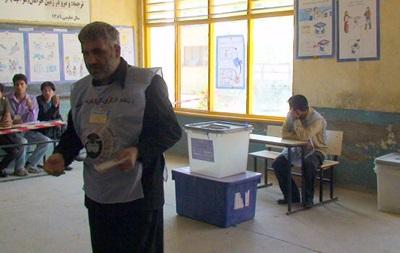 В Афганистане стартовал второй тур выборов президента