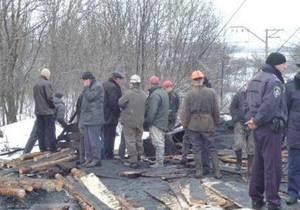 Взрыв на копанке под Енакиево: Спасатели не уверены, что шахтеры живы