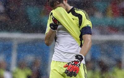 Диего Марадона раскритиковал игру Икера Касильяса