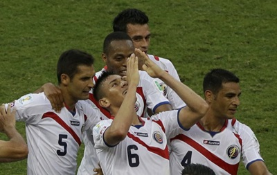 Чемпионат мира: Уругвай неожиданно проигрывает Коста-Рике