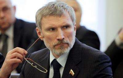 В Луганской области исчез депутат Госдумы РФ Алексей Журавлев