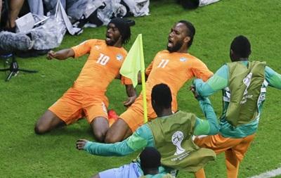 Чемпионат мира: Кот-д'Ивуар вырывает победу в матче против Японии
