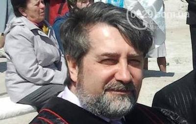 В Мариуполе снаряд попал в автомобиль пастора местной церкви - СМИ