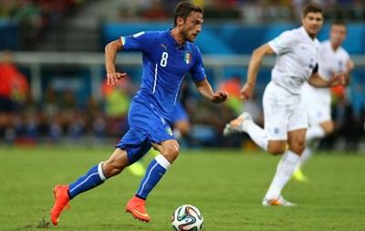 У футболиста сборной Италии были галлюцинации во время матча