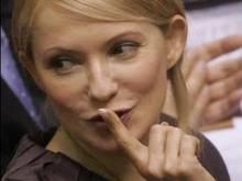 Тимошенко опередила Ющенко по индексу цитируемости в прессе
