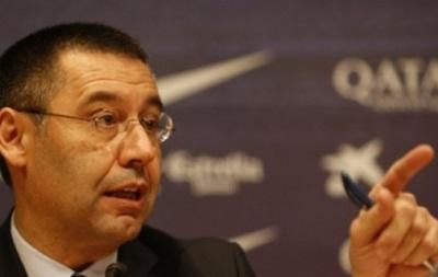 Новый президент Барселоны замешан в скандальном деле Неймара