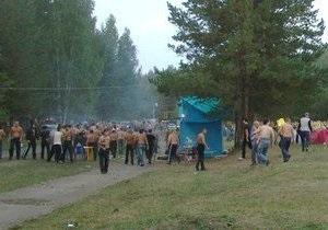 Власти Челябинска объяснили массовую драку на рок-фестивале бытовым конфликтом