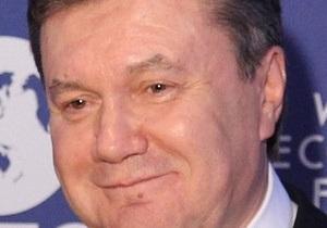 Янукович уверен, что власть активно внедряет  дерегуляцию