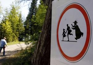 Австрийского политика застали за сексом в лесу