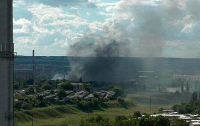 Украинская артиллерия обстреляла Краматорск