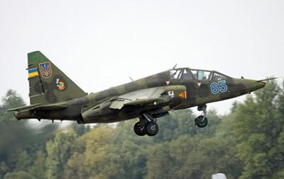 Ополченцы  Горловки заявили о ликвидации штурмовика Су-25