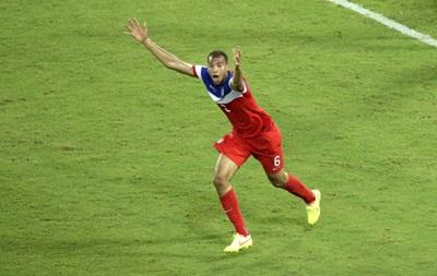 Чемпионат мира: США вырывает победу у Ганы