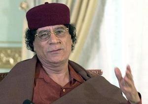 Ливия приняла извинения госдепа США за высказывания в адрес Каддафи
