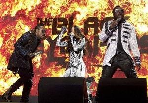 Песня The Black Eyed Peas установила рекорд по скачиванию из интернета