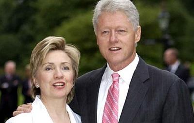 Билла и Хиллари Клинтон заподозрили в уклонении от уплаты налогов