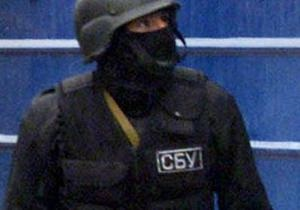 В Киеве СБУ изъяла партию контрабанды спецсредств для видеонаблюдения
