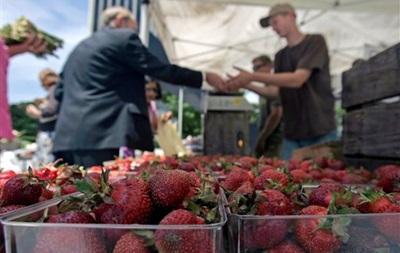В Киеве пройдут фермерские ярмарки
