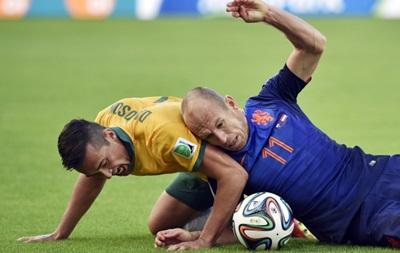 Нидерланды побеждают Австралию в зрелищном матче