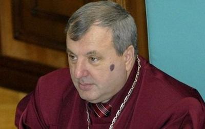 Увольнение Овчаренко с должности судьи КСУ админсуд признал противоправным - СМИ