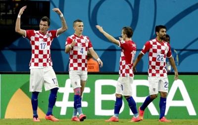 Чемпионат мира: Хорватия уверенно разгромила Камерун